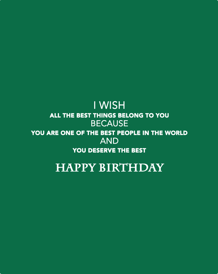 40 Inspirational Happy Birthday Wishes Quotes For Brother Happy Birthday Wish You All The Best In