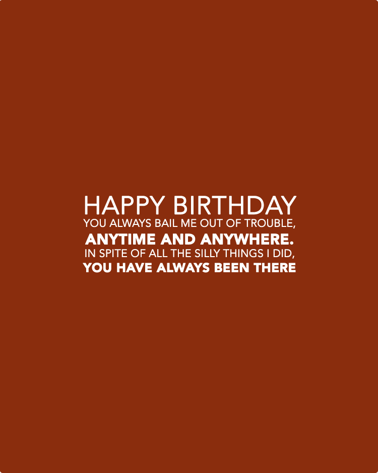 inspirational happy birthday wishes quotes for brother