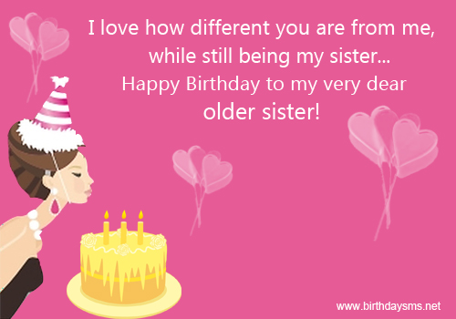 25 Happy Birthday Sister Quotes and Wishes From the Heart – Funny Birthday Greetings for Sister