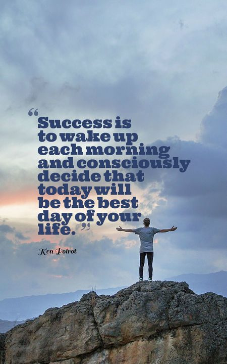 Self Improving Inspiring Quotes: Good Morning Saturday. 10 ... |Saturday Spiritual Motivational Quote