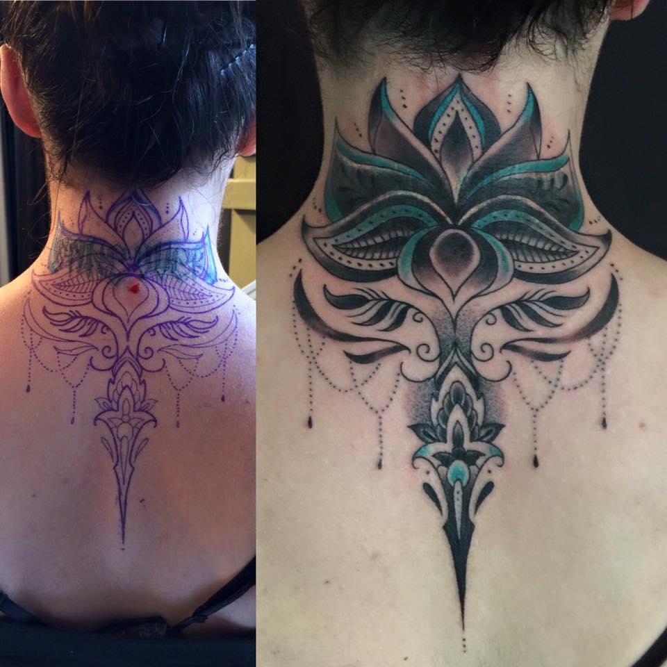 70 Pretty Lotus Flower Tattoo Designs Saudos