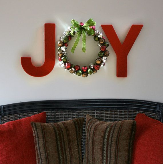 50 Diy Christmas Wall Decor Ideas For 2019 That Spells Out The