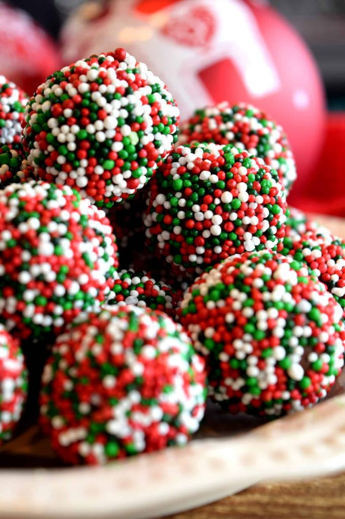 Christmas Chocolate Truffles From Lord Byrons Kitchen